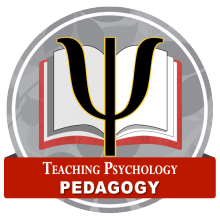 Teaching Psychology - Pedagogy