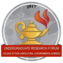 CFAES Research Forum 2017