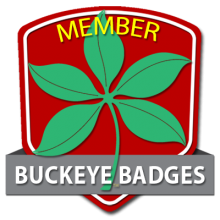 Buckeye Badges Member badge