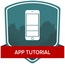 App Tutorial Badge