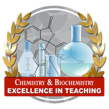 Excellence in Teaching Chemistry