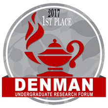 Denman 2017 First Place