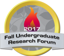 2017 Fall Undergraduate Research Forum